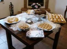 agriturismo Al Giuggiolo - torte e crostate fatte in casa