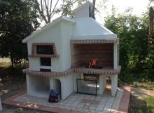 Agriturismo Al Giuggiolo - Barbecue nel parco recintato