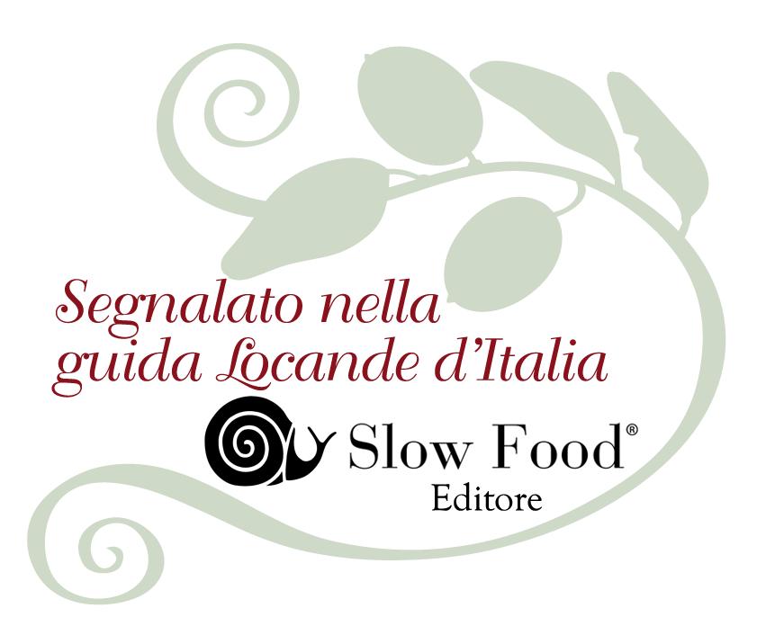 segnalato da Slowfood - Locande d'Italia