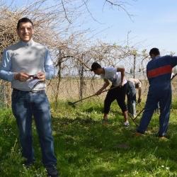 Collaborazioni con l'Istituto Agrario F.lli Navarra di Ostellato
