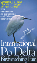 International Po Delta Birdwatching Fair 2016