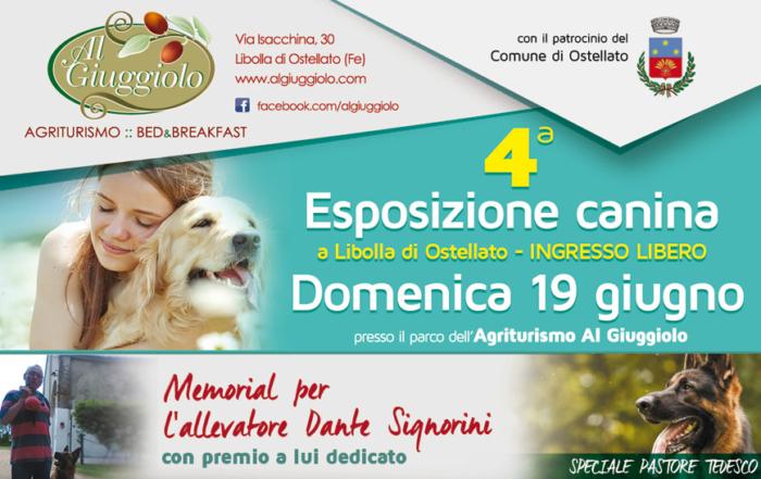 Domenica 19 giugno 2016 – Esposizione Canina Al Giuggiolo