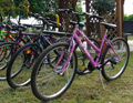 Uso gratuito delle biciclette