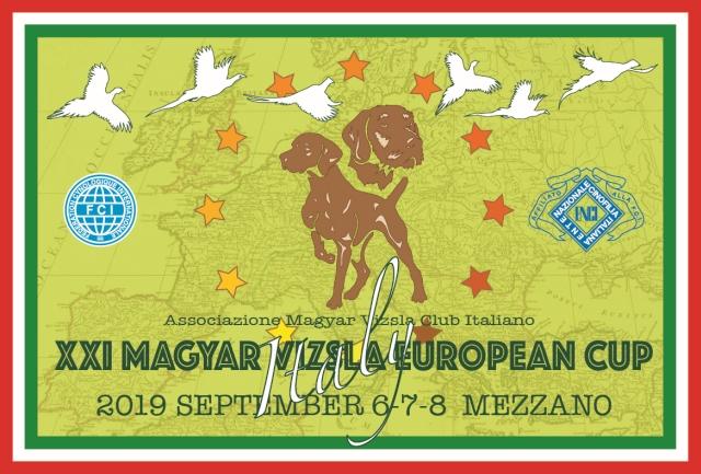 21TH MAGYAR VIZSLA EUROPEAN CUP MEZZANO